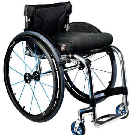 silla de ruedas ligera tiga sub4