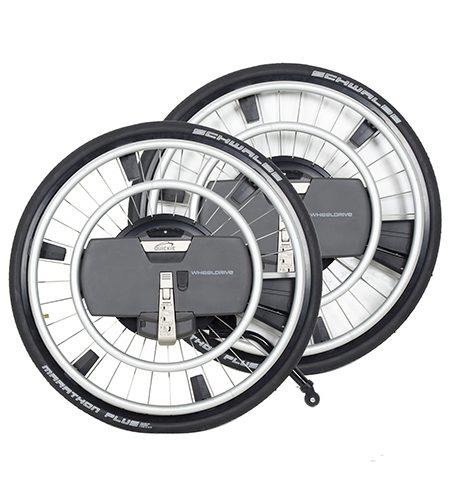 ayuda eléctrica para sillas d eruedas de ortored wheeldrive