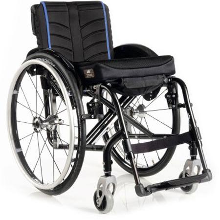 Easy max silla de ruedas ligera ortored