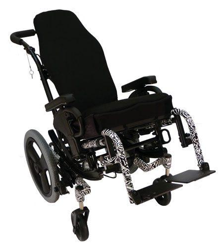 Silla de ruedas para niño Iris en ortored