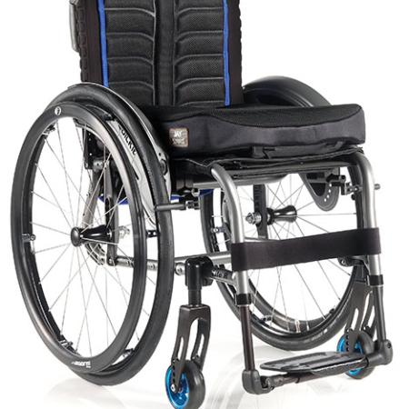 life r silla de ruedas ligera y rígida ortored