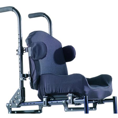 respaldo ortored para silla de ruedas jay fit