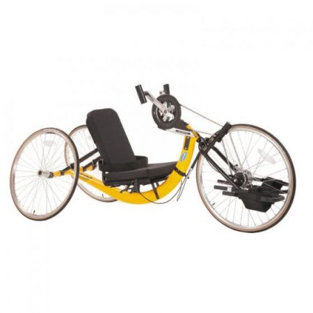 silla de ruedas handbike manual top end xlt