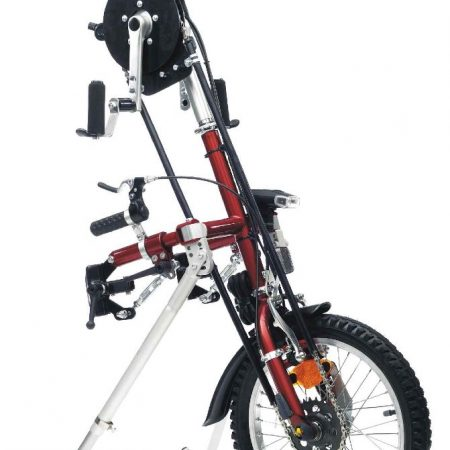 silla de ruedas handbike manual para niños city kid