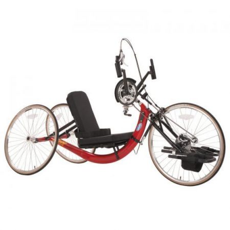 silla de ruedas handbike manual top end xlt pro