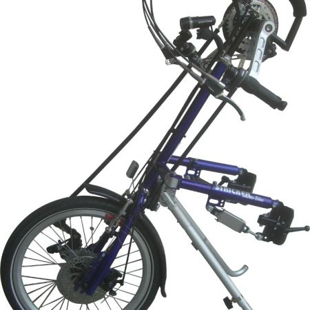 silla de ruedas handbike manual ultra